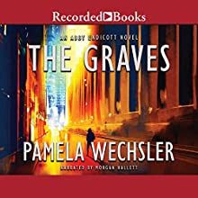 The Graves Audiobook by Pamela Wechsler Narrated by Morgan Hallett