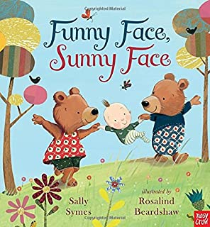Book Cover: Funny Face, Sunny Face