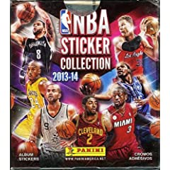 Buy 2013 14 Panini NBA Basketball Factory Sealed Huge 50 Pack Sticker Box with 350 Stickers by Wowzzer