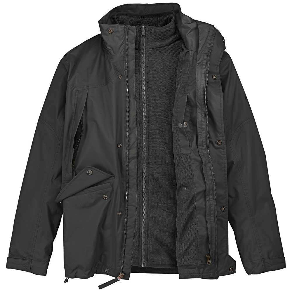 Timberland Herren Ragged Mountain Hyvent 3in1 Jacke 5457J schwarz günstig online kaufen