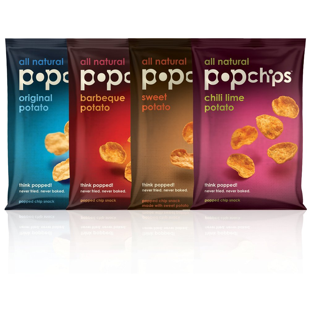 Gold Box Deal of the Day: Save up to 40% on Popchips