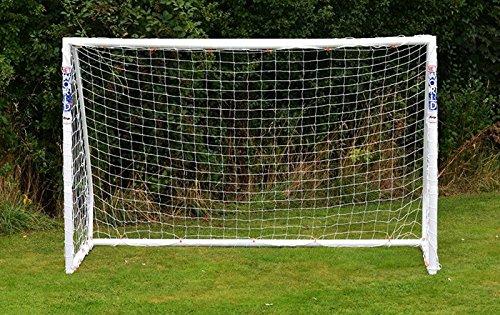 FORZA - wetterfestes Fußballtor. Klick-Modelle [Net World Sports] (6. Forza Klicktor 3 x 2m Mit Tasche)