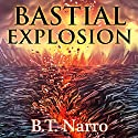Bastial Explosion: The Rhythm of Rivalry, Book 3 Audiobook by B.T. Narro Narrated by Lesley Ann Fogle
