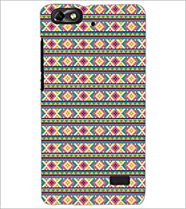 PrintDhaba Pattern D-5206 Back Case Cover for HUAWEI HONOR 4C (Multi-Coloured)