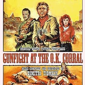 Gunfight at the OK Corral (Original Motion Picture Soundtrack)