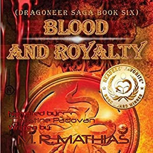 Blood and Royalty Audiobook