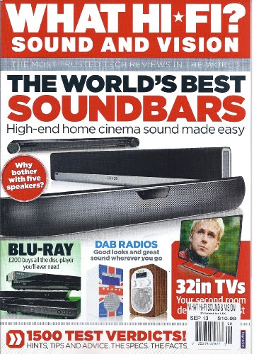 What Hi-Fi? Sound And Vision (September 2013)
