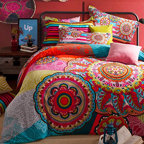 Boho Bedding Sets front-1036772