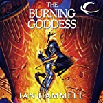 The Burning Goddess: Shadow World, Book 1 (       UNABRIDGED) by Ian Hammell Narrated by Arthur Morey