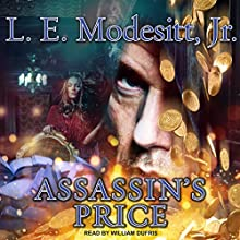 Assassin's Price: The Imager Portfolio, Book 11 Audiobook by L. E. Modesitt Narrated by William Dufris