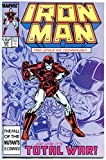 IRON MAN #222 223 224 225 226, VF+, Tony Stark, 1968, more in store, 5 issues
