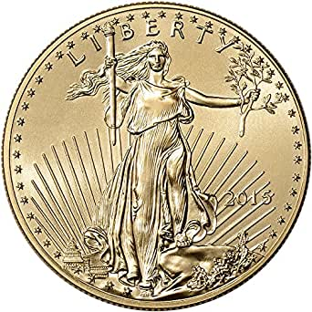 2015 American Gold Eagle (1 oz) $50 BU U.S. Mint