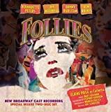 img - for Follies (New Broadway Cast Recording) by Stephen Sondheim, Bernadette Peters, Jan Maxwell, Danny Burstein, Ron Raines, El [2011] book / textbook / text book