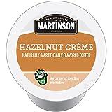 Martinson Joe's Coffee, Hazelnut Creme,0.34 Ounce, 24 Single Serve RealCups
