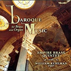 Baroque Music for Brass & Organ (Hybr)