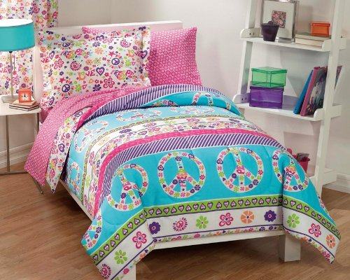 Girls Twin Bedding