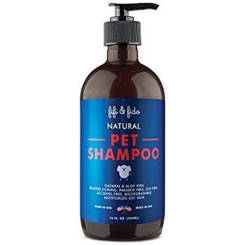 shampoo for a shiny and smooth coat