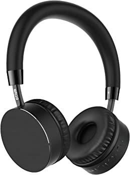 Otium BC-01 Over-Ear 3.5mm Wireless Bluetooth Headphones