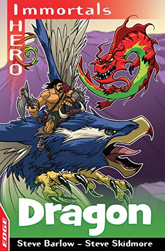Dragon (EDGE - I HERO Immortals) (English Edition)