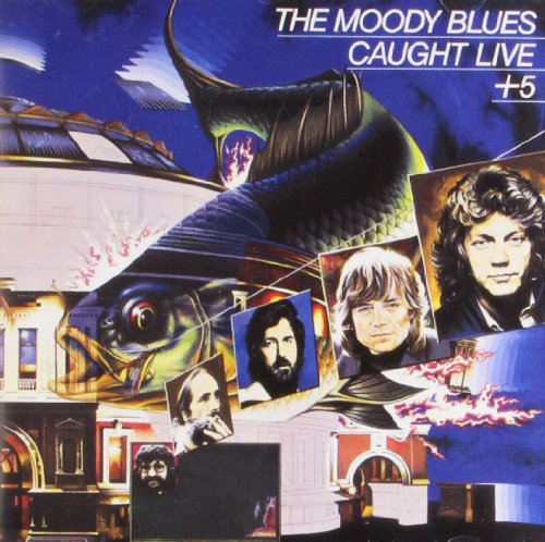 The Moody Blues - Caught Live  5 - Zortam Music