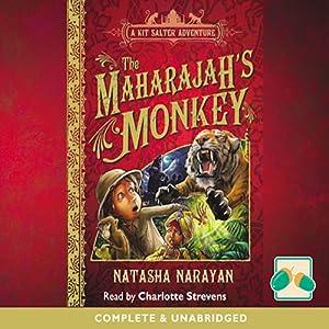 The Maharajah's Monkey Audiobook