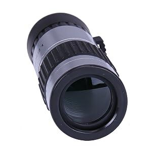 HDE® 15x - 55x Zoom 21mm Compact Monocular
