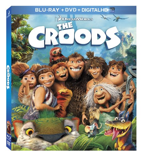 61QkgA6CCCL The Croods (Blu ray / DVD + Digital Copy)