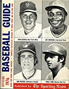 1976 Baseball Guide by Sporting News