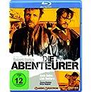 Die Abenteurer (Blu-Ray) [Import allemand]