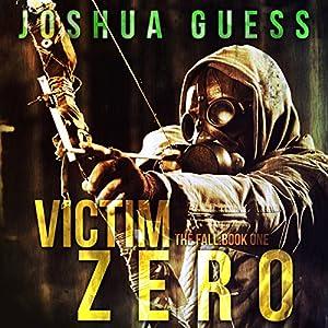 Victim Zero Audiobook