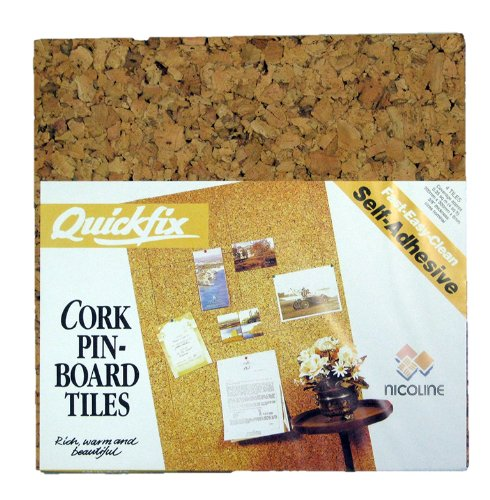 quickfix-30x30cm-cork-pin-board-tiles-pk4