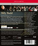 Image de Britten: Billy Budd [Blu-ray]