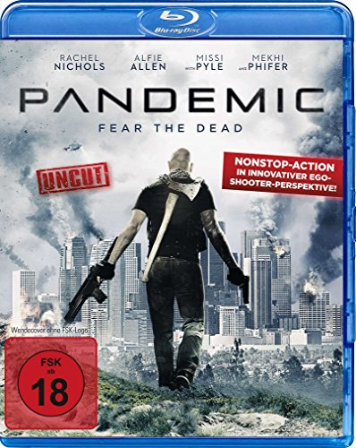 Pandemic - Fear the Dead - Uncut [Blu-ray]