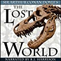 The Lost World Audiobook by Arthur Conan Doyle Narrated by B. J. Harrison