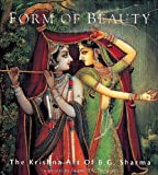 img - for Form of Beauty: The Krishna Art of B. G. Sharma book / textbook / text book