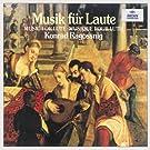 Musique pour luth - Musik f�r laute - Music for lute