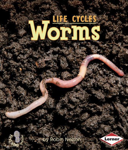 Worms (First Step Nonfiction (Paperback))