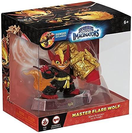 Skylanders Imaginators - Sensei - Flare Wolf (PS4/Xbox One/Xbox 360/PS3/Nintendo Wii U)