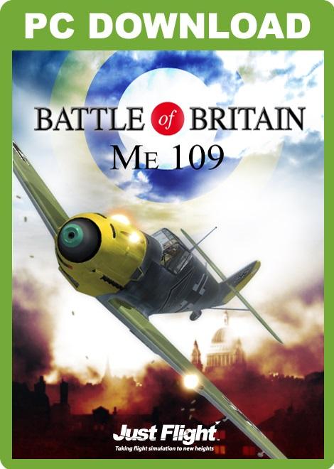 Battle of Britain - Me 109 [Download]