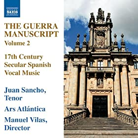 The Guerra Manuscript, Vol. 2