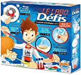 Buki Challenge Lab Science Project Play Set - Le Labo Défis (English Version)