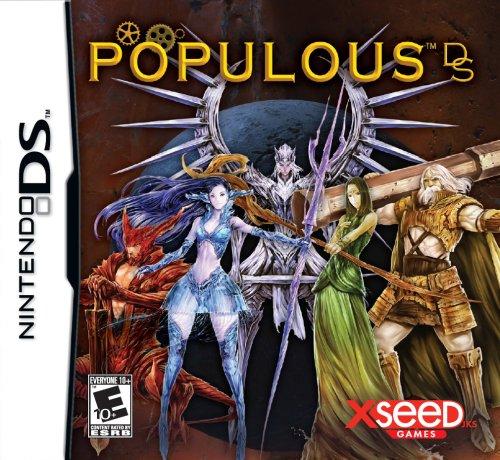 Populous - Nintendo DS - 1