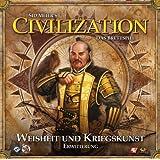 Heidelberger HE556 - Civilization: Weisheit und Kriegskunst - Erweiterung, Brettspiel