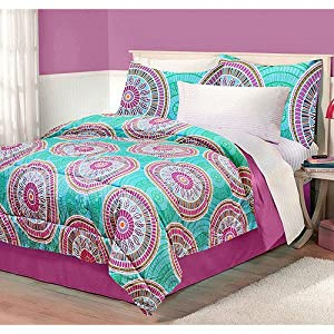 Queen Beds For Teenage Girls Boho Chic Girls...