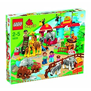 Bei amazon: Lego Duplo Ville Zoo Deluxe für 68,99 €! | Gutscheine ...