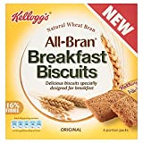 Kellogg's All-Bran Original Breakfast Biscuits (6x40g)