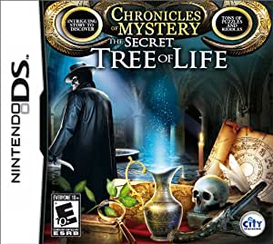 Chronicles Of Mystery: The Secret Tree of Life - Nintendo DS