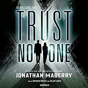 X-Files, Book 1 - Jonathan Maberry