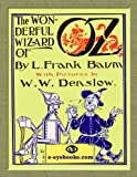 Image of The Wonderful Wizard of Oz, illustrated by W.W. Denslow