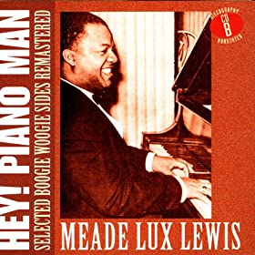 Hey! Piano Man: Selected Boogie Woogie Sides Remastered - CD B